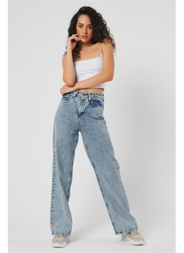 Tonny Black Jean Pantolon Mavi